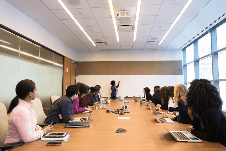 Reunião sobre prestação de contas